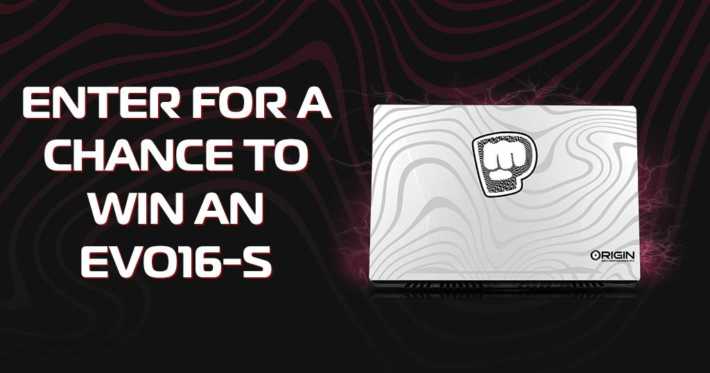 🌎🎁 [WORLDWIDE GIVEAWAY] 🎁🌎  We've partnered with @pewdiepie to giveaway a custom EVO16-S to one lucky fan!  🎁: Custom EVO16-S Gaming Laptop 👨👨👧👧: TAG YOUR FRIENDS 💓: SHARE, LIKE, & FOLLOW @ORIGINPC @pewdiepie  👉: CLICK HERE TO ENTER: http://www.originpc.com/pewdiepie