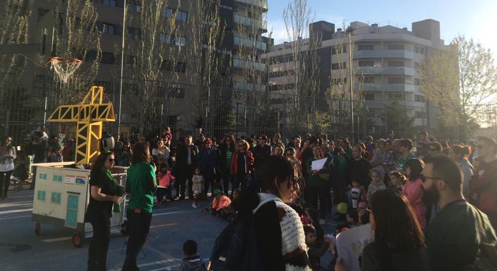 Foto cedida por PSOE Rivas