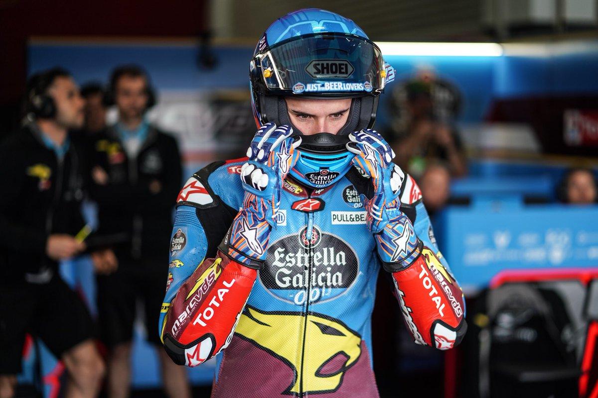 MOTO GP- GRAND PRIX D'ARGENTINE / Rio Hondo - 31/03/2019 D22g56sWwAAsjiD