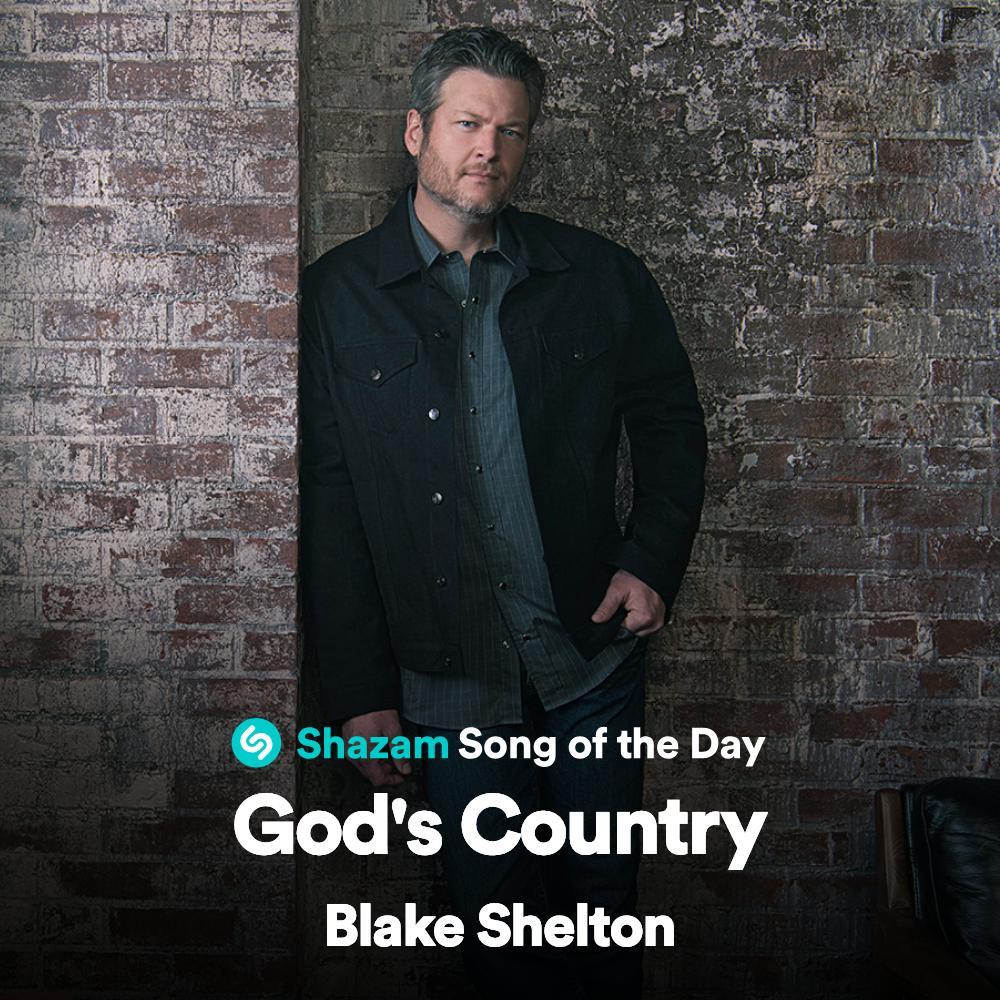 Blake Shelton @ blakeshelton