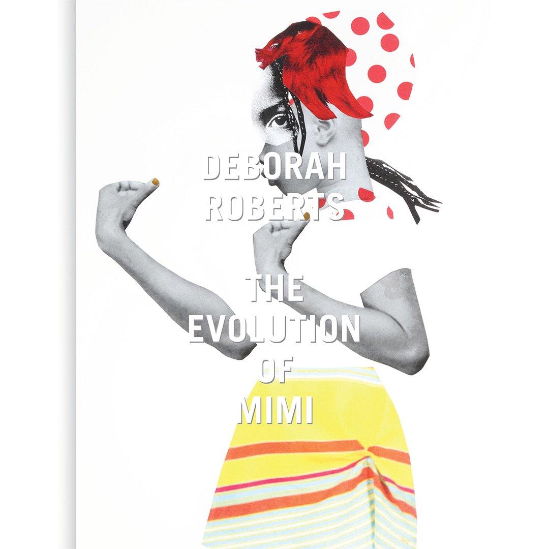 "https://museum.spelman.edu/news/pre-order-deborah-roberts-the-evolution-of-mimi/…  The Museum is proud to announce our upcoming publication ""Deborah Roberts: The Evolution of Mimi."" Preorder your copy today. #SpelMuse #DeborahRoberts #BeYourOwnMuse #BlackGirlhood #BlackWomanhood"