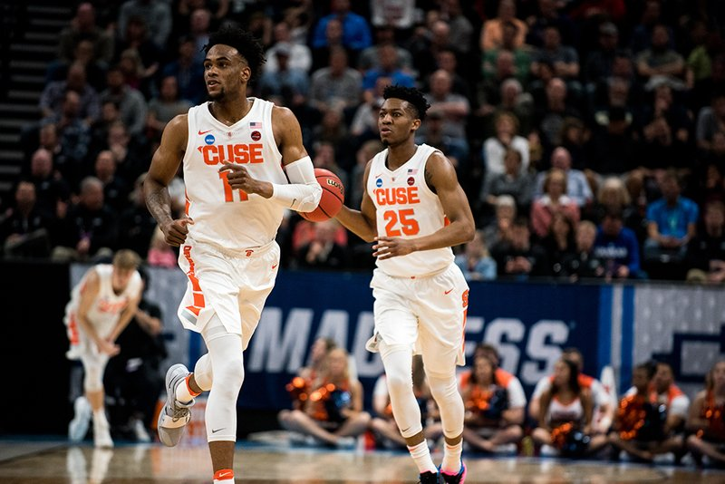 NBA scouts size up Tyus Battle and Oshae Brissett