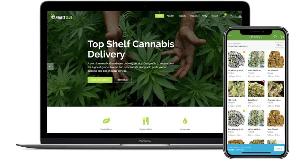 研究发现越来越多人喜欢在线买大麻