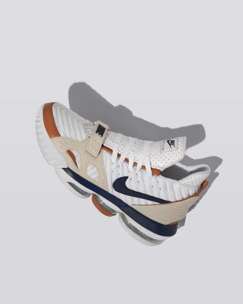 fd7e531ccfd9 bron knows lebron watch nike lebron 16 air trainer launching 3 30 select  stores and online
