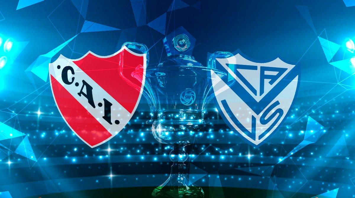 #Superliga | Independiente y Vélez, en un duelo clave por la Sudamericana 2020