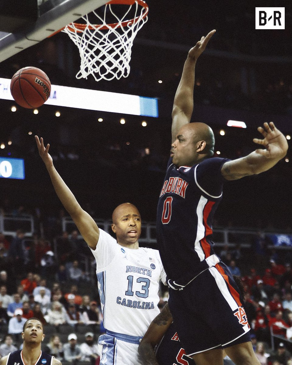 Auburn Vs Unc Brings Out The Best In The Charles Barkley Vs