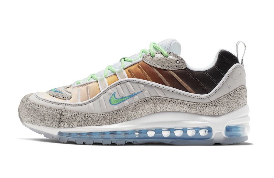 68b920f1ad29 Release Date  Nike Air Max 98  On Air  NYC  - April 13