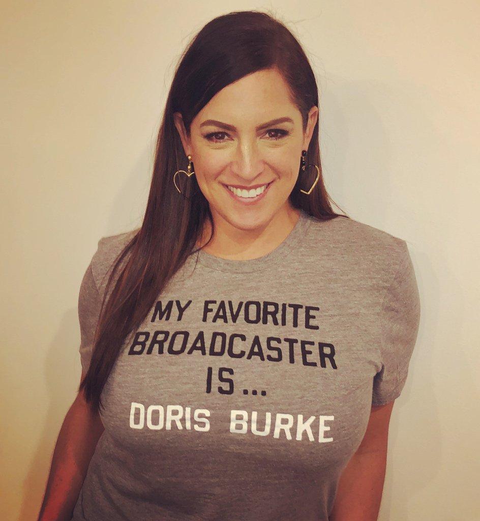 "Doris Burke on Twitter: ""Sarah!!! Much ❤️💯… """