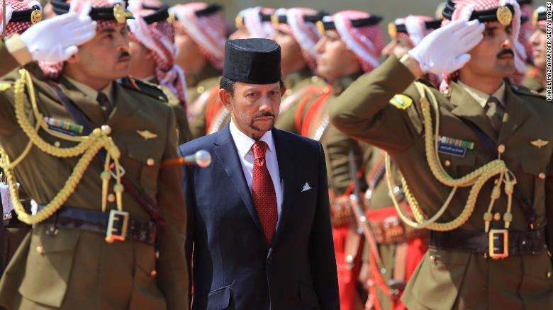 Starting next week, Brunei will punish gay sex and adultery with death by stoning https://cnn.it/2JTEqNR