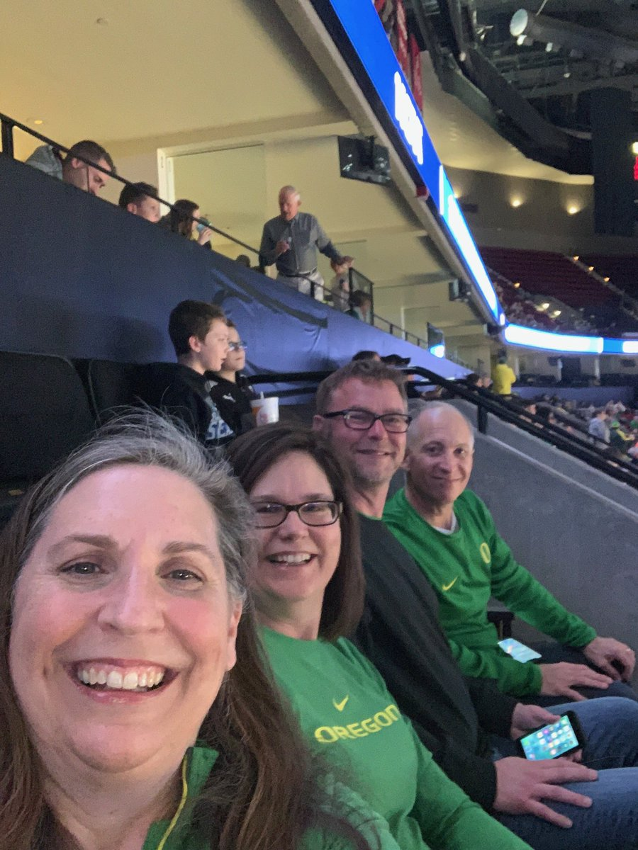 Go Ducks!  Go for a big win!  #ncaaW   #Ducks  #UO  #UOWBB