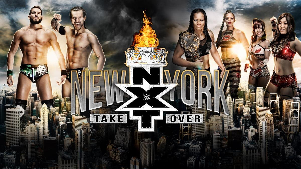 "Ladder Match Stipulation To Be Announced For WWE NXT ""Takeover: New York"" Title Match?"