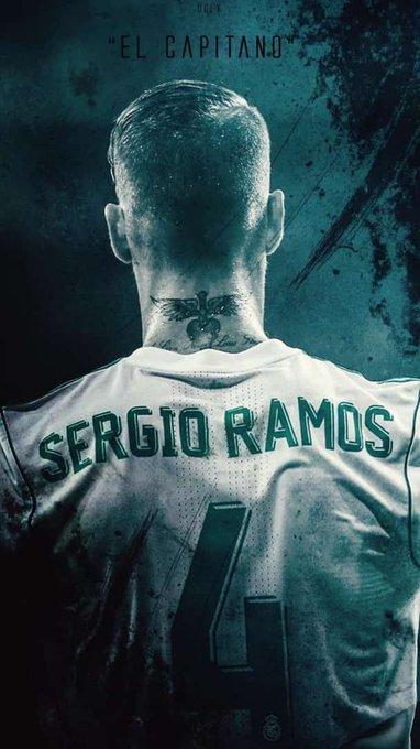 Happy Bday Sergio Ramos SR4