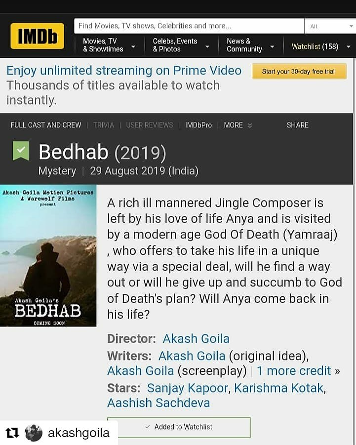 Bedhab Movie Official (@BedhabO) | Twitter