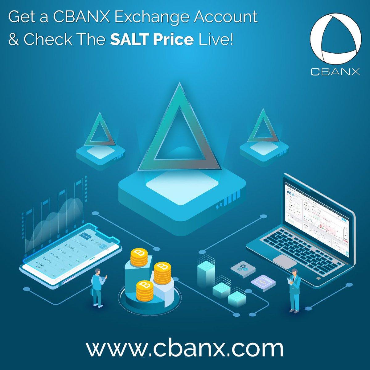 salt cryptocurrency exchange