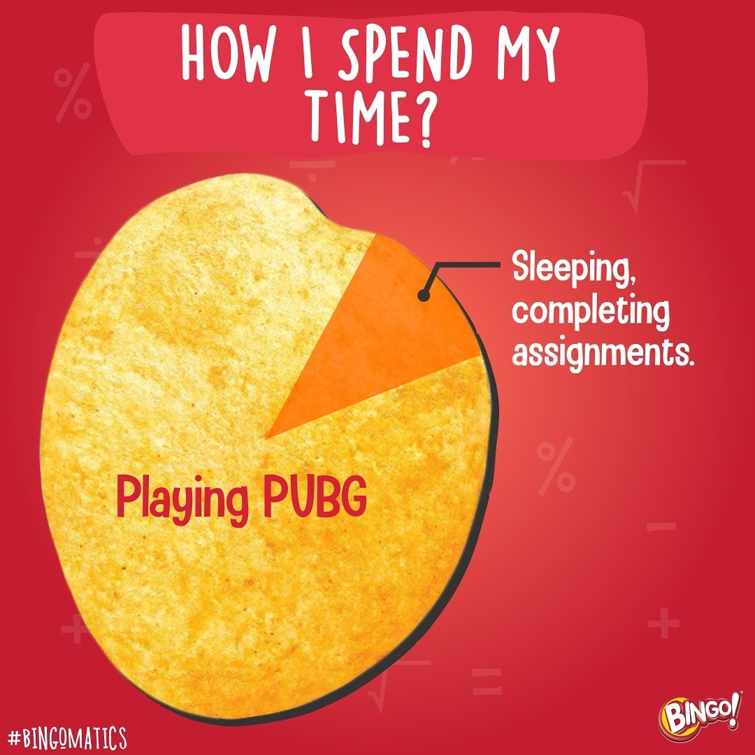 Very proudly! Tag a Pubg addict #BingoMatics