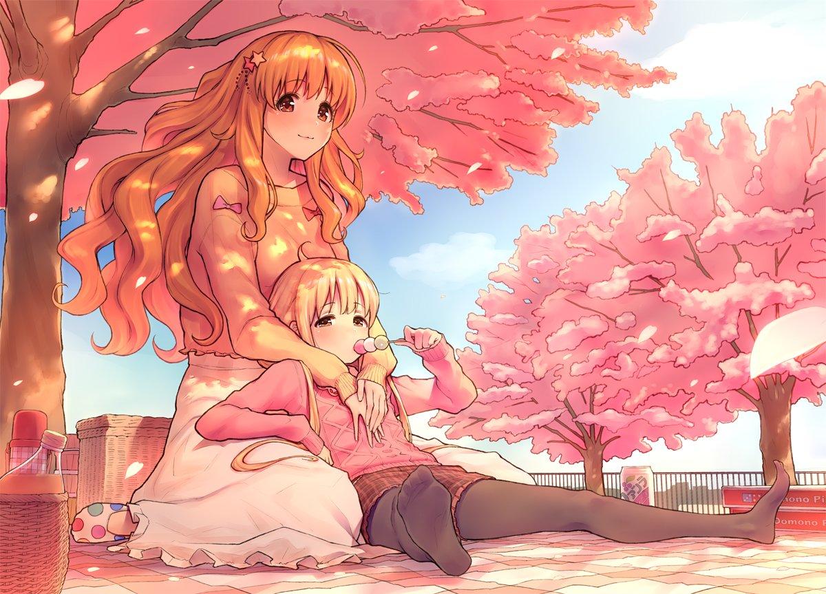 春はあんきら🌸