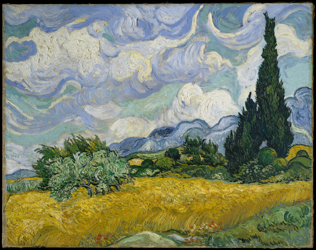 8144a04e happy birthday to did you know the met has the largest collection of van  gogh s