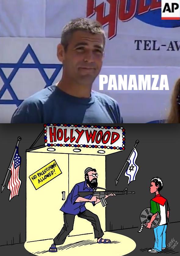 Clooney boycotte le sultanat de Brunei mais célèbre Israël