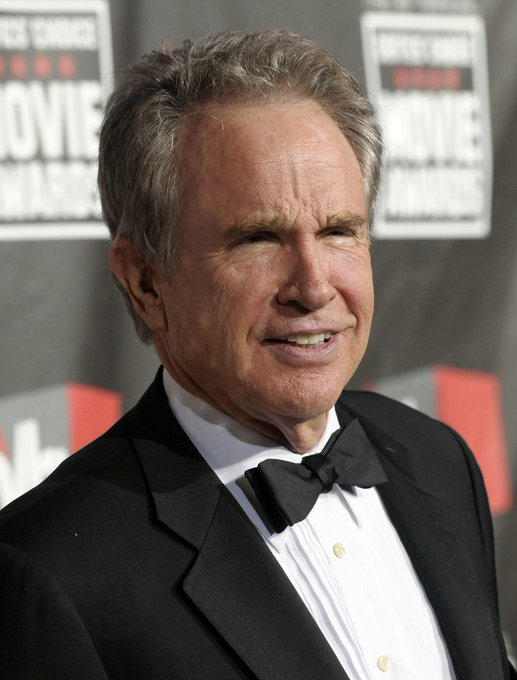 Happy Birthday dear Warren Beatty!