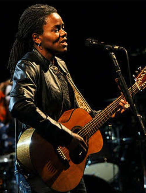 Happy birthday to you Tracy Chapman