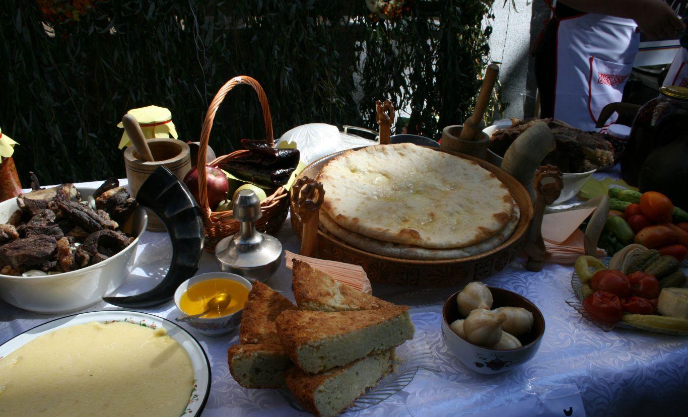 Осетинские традиции фото