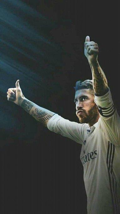Happy birthday capitano Sergio Ramos 33