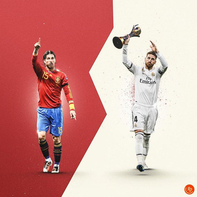 Happy birthday to Sergio Ramos   The greatest defender of his generation?