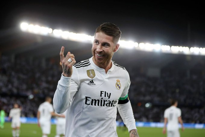 Happy 33rd birthday to Sergio Ramos!  What\s your favorite thing about him?