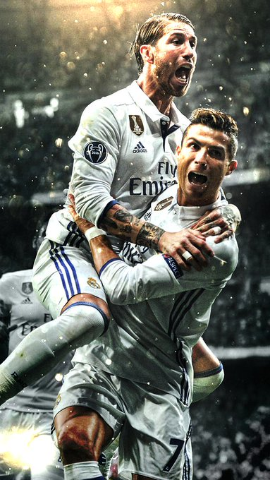 Best defender in the World.  Happy Birthday, Sergio Ramos.
