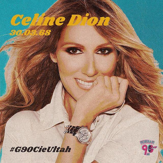 Siapa yang ngefans sama Celine Dion? Hari ini ultah lho! Happy birthday