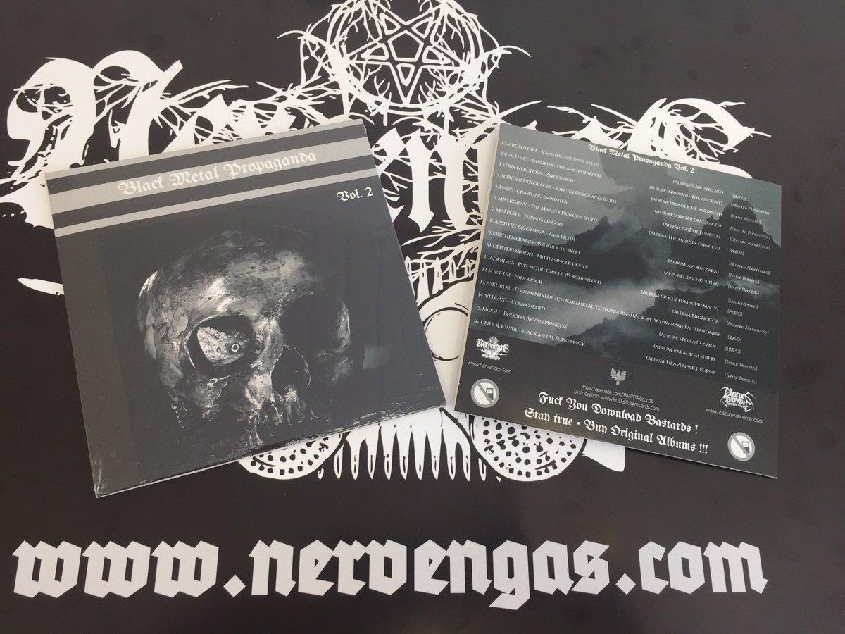 black metal propaganda vol 2 cd ➡️ s www products new products_new #14