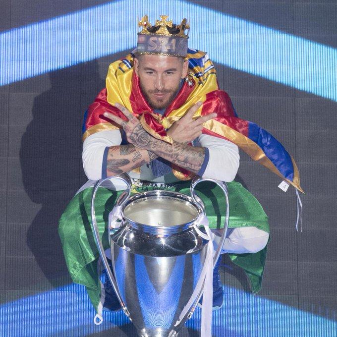 Happy 33rd birthday, Sergio Ramos