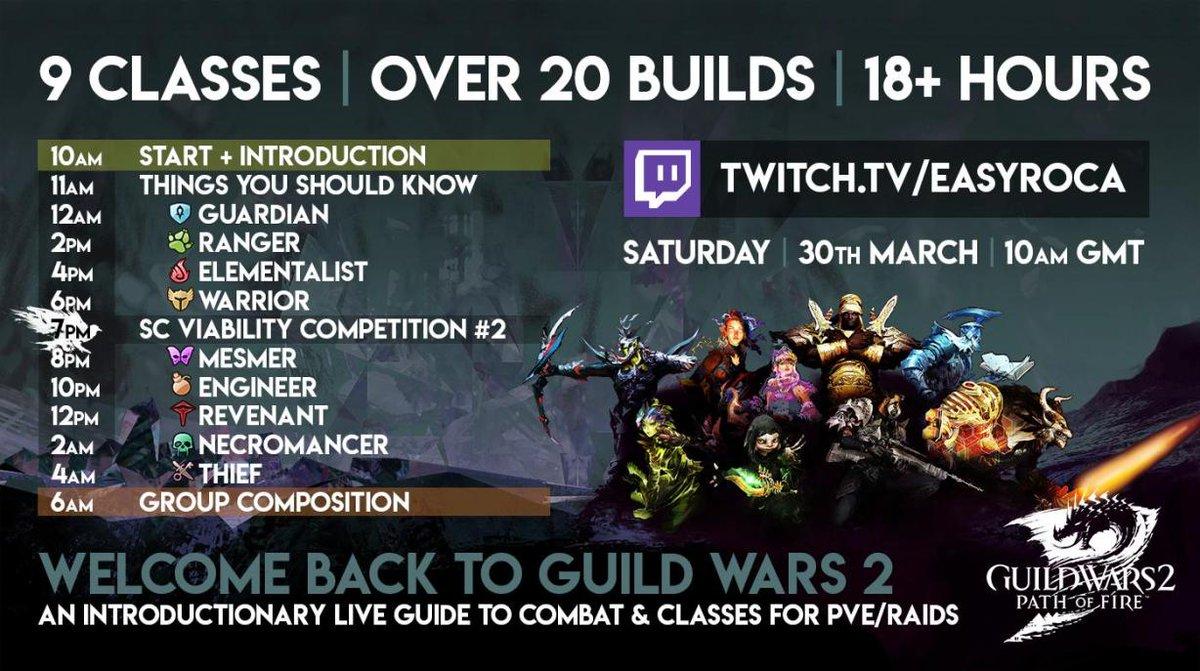 Guild Wars 2 on Twitter: