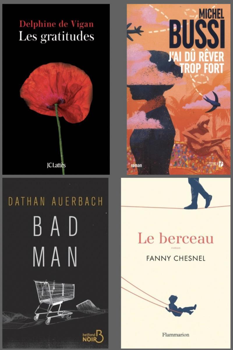 [ #samedilibrairie ] Les lecteurs en parlent : les 15 livres à découvrir https://www.actualitte.com/t/HQeSwhar  @Babelio #conseilslecture #PAL #lecteurs #envies