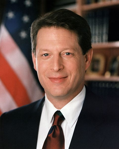 "March 31: Happy 71st birthday to former US Vice-President Al Gore (""1993-  2001\"")"