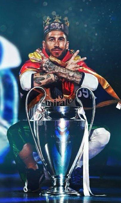 Happy Birthday to the king of Madrid , Mi Capitán Sergio Ramos