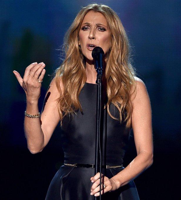 Happy 51st Birthday to singer, Celine Dion!