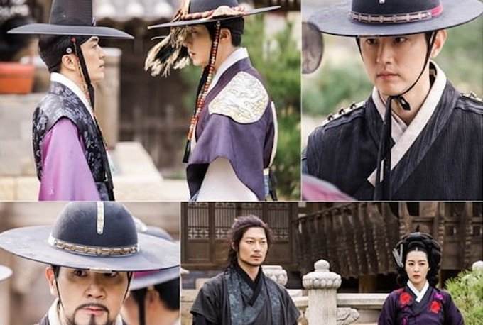 "cea648c18cf 4 Choices That Jung Il Woo Faces In The Final Few Weeks Of ""Haechi"" soompi .com article 131396…"