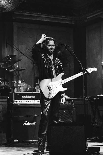Happy birthday to eric clapton and everyone thank him for all his talent that blew the rock and roll world s mind