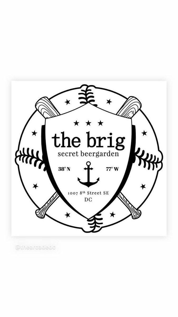 #thebrigdc #brigbeergarden #printday #screenprinting #printanddrink  #eventsdc #mydccool #bythings #acreativedcpic twitter com/zv9jkdckn5  the  brig