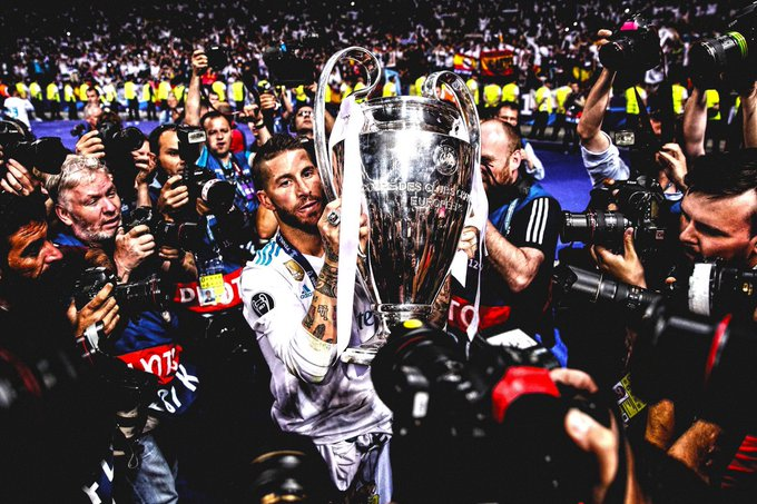 The best leader, the best captain and the best defender of this generation. Happy Birthday Sergio Ramos.