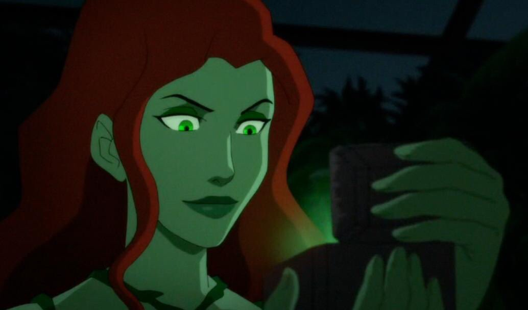 Poison Ivy Source On Twitter Poison Ivy In Batman Hush 2019 Animated Movie