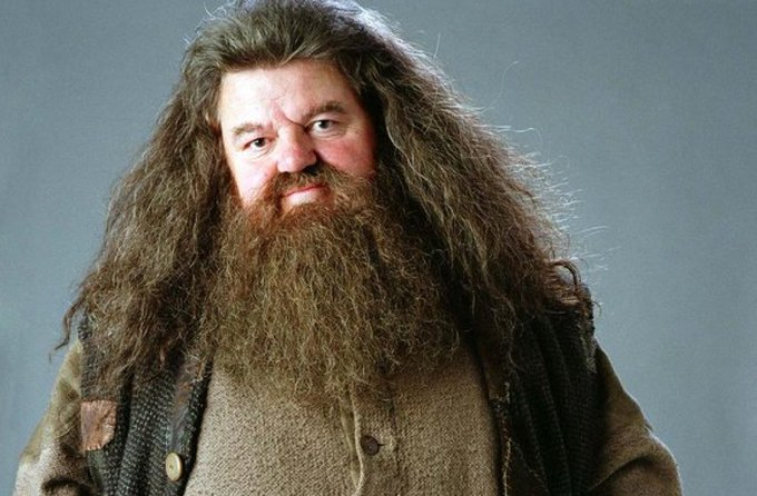 Happy birthday to Robbie Coltrane