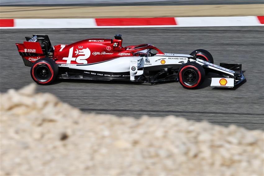 Bahrain GP - Qualifying