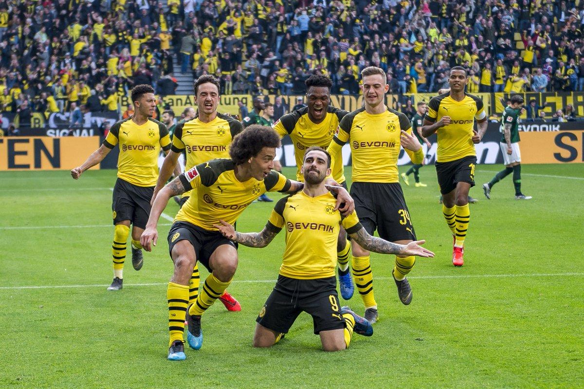 Бундеслига. Боруссия Д вернулась на первое место, Бавария не смогла выиграть у Фрайбурга - изображение 2
