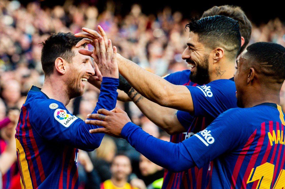 Xem lại Barcelona vs Espanyol, 22h15 ngày 30/3 (La Liga)