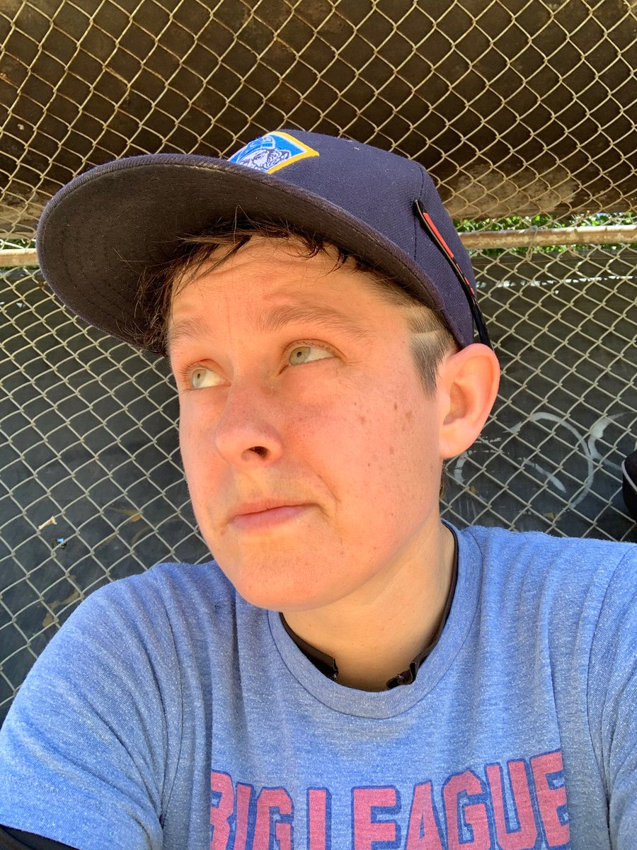 Rhea Butcher On Twitter Baseball Szn Baseball Hair