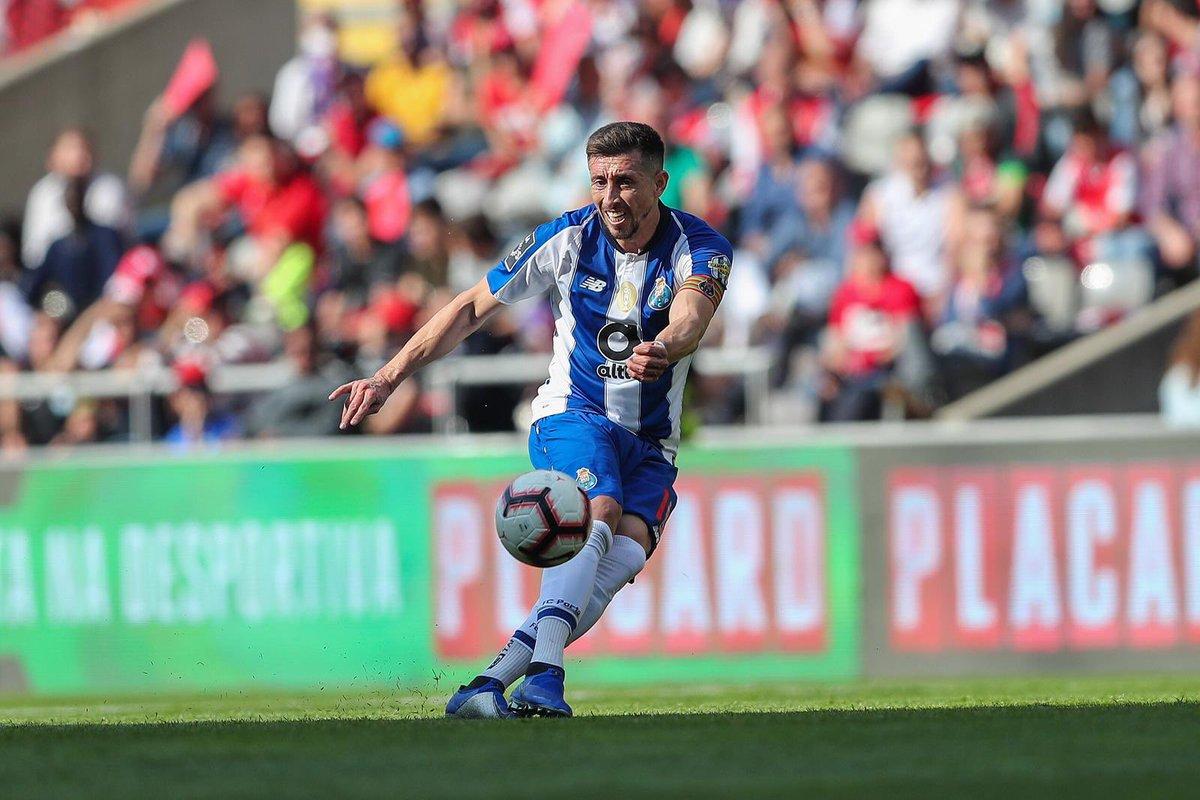 Hector Herrera vers l'Atlético Madrid