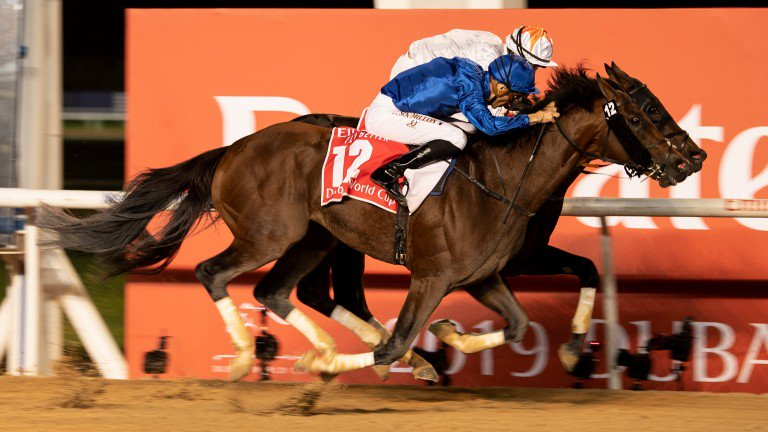 Thunder Snow – Dubai World Cup 2019
