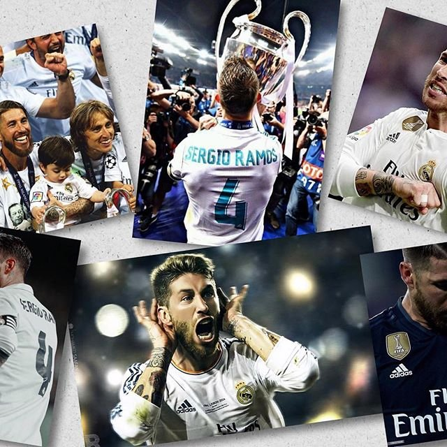 Happy Birthday Sergio Ramos.